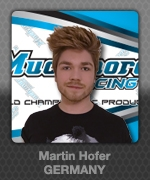 Martin Hofer (GERMANY) Muchmore Racing Driver