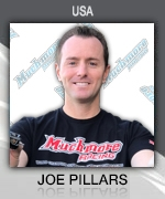 Joe Pillars (USA) Muchmore Racing Driver