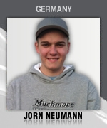 JORN NEUMANN (GERMANY) Muchmore Racing Driver