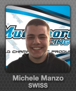 Michele Manzo (SWISS) Muchmore Racing Driver