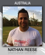Nathan Reese (Australia) Muchmore Racing Driver