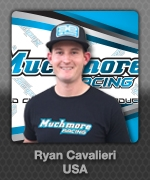 Ryan Cavalieri (USA) Muchmore Racing Driver